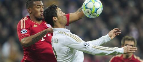 Real Madrid face Bayern Munich in the semi-finals