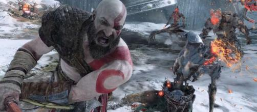 Revision 'God of War' de PS4 de Sony