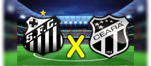 Santos e Ceará jogam neste sábado pelo Brasileirão 2018