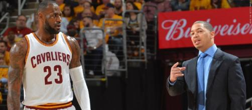 The Cavs are ready to make another run at the NBA championship. [Image via NBA.com/YouTube]