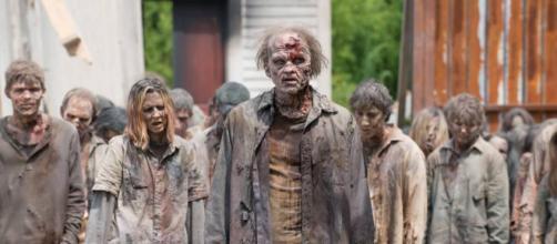 The Walking Dead está por culminar su octava temporada.