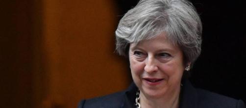 Theresa May planea atacar Siria