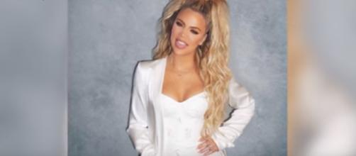 YouTube/Hollywoodscoop -- image of Khloe Kardashian
