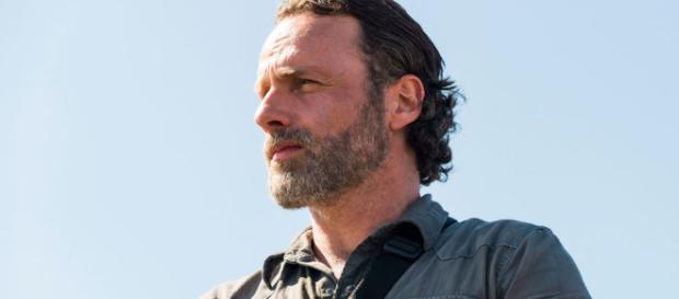 Andrew Lincoln protagonista de The Walking Dead