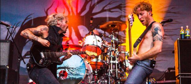Biffy Clyro – Scottish Live Band De Luxe (Foto - artistpicturesblog.com)