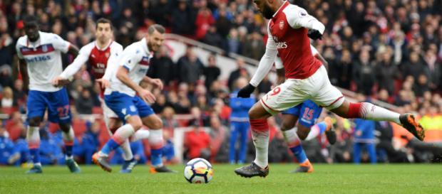 Con un gran empate el Arsenal pasa a semifinales