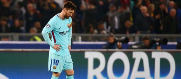 El Barcelona, eliminado en cuartos de Champions en un desastre ... - elespanol.com