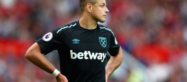 ¿El 'Chicharito' se irá de West Ham?