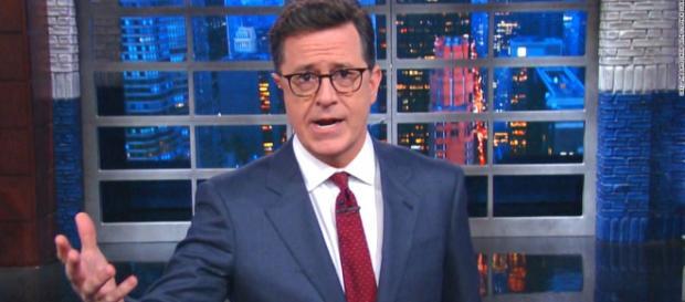 Is Stephen Colbert's Trump joke a firing offense? - CNN - cnn.com