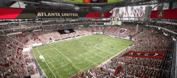 La FIFA visita el estadio de Atlanta