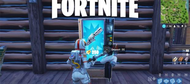 Las máquinas expendedoras llegan a Fortnite Battle Royale - puregaming.es