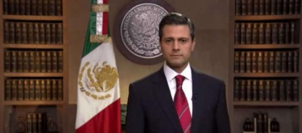 Mensaje del presidente Enrique Peña Nieto a la Nación