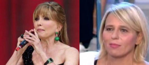 Milly Carlucci 'contro' Maria De Filippi per l'intervista da Fazio