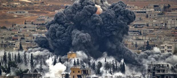 Muerte, fuego y ceniza en Siria