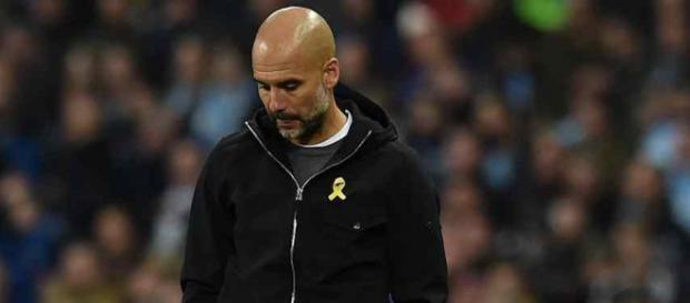 Pep Guardiola ficou muito tocado com eliminação na Champions