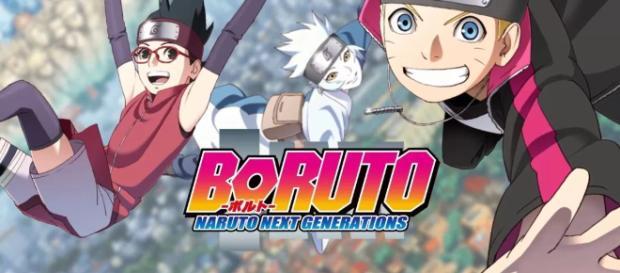 televisión japoneses entre otros, Animedia, han dado a conocer los primeros momentos de los episodios de abri de boruto