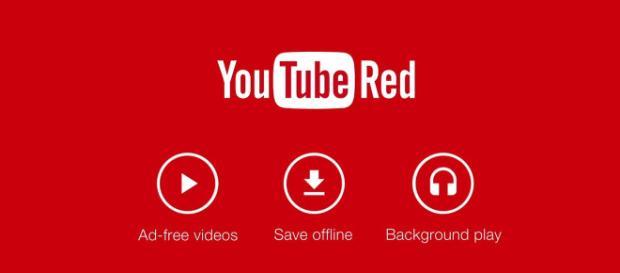 YouTube Red es otra novedad tecnológica. - wikipedia.org