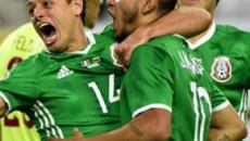Los jugadores de México se conectan en línea