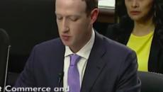 Mark Zuckerberg faces off with American lawmakers