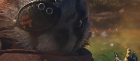25 Minutes of BioMutant Gameplay (Image via IGN/YouTube)