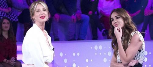 Alessia Marcuzzi ospite di Silvia Toffanin a Verissimo