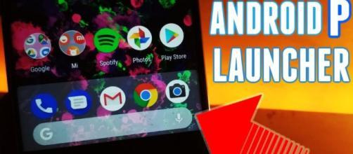 Android P eliminará la barra de navegación