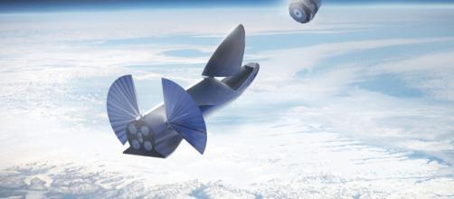 Así es la nueva nave de SpaceX para llevar humanos a Marte