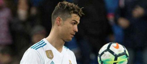 Cristiano Ronaldo ficou sabendo sobre o Barcelona