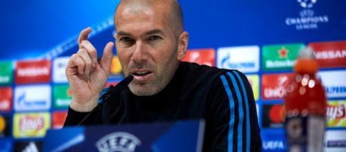 """Esplode anche Zidane: """"Vergogna che si parli di furto! Il rigore c ... - fcinter1908.it"""