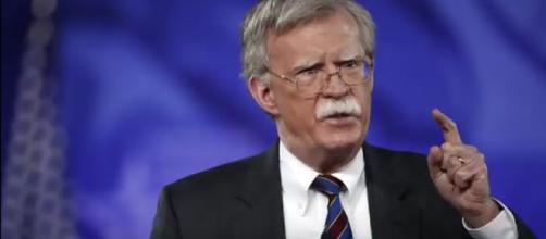 John Bolton named National Security Adviser right before Syrian chemical attack. [Image via ABC News/YouTube]