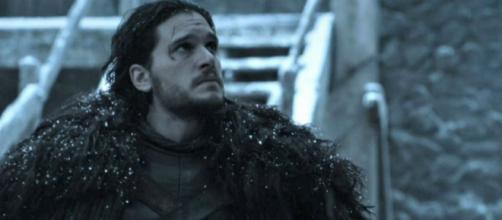 Jon Snow neTrono di Spade 6 (GQItaligqitalia.it)