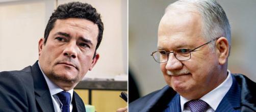 Juiz Sérgio Moro e ministro Luiz Edson Fachin são alvo de ameaças