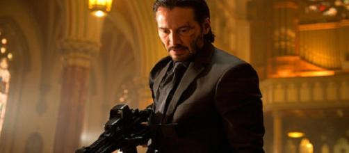 Keanu Reeves has moved on to roles like 'John Wick' in recent years (Source: flickr, BagoGames)