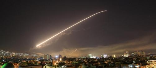La France, les Etats-Unis et le Royaume-Uni ont frappé la Syrie