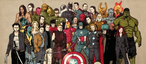 Marvel necesita de algunos actores que se asemejen mas a sus personajes