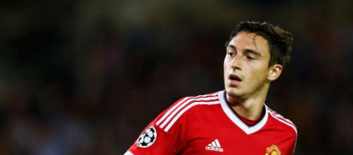 Matteo Darmian - Manchester United