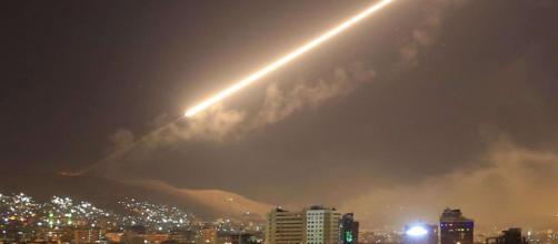 Pioggia di missili sulla Siria. Trump: «Missione compiuta, Grazie ... - avvenire.it