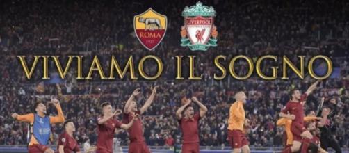Roma vs Liverpool semifinale di Champions League 2018