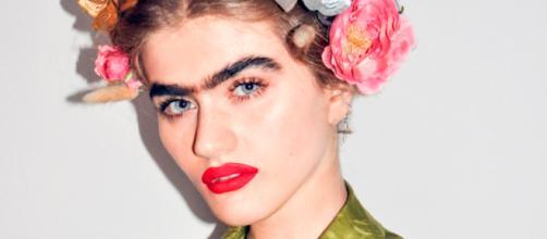Sophia Hadjipanteli tiene las cejas más increíbles de Internet.