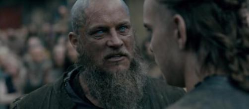 Personagem Ragnar Lothbrok, de ''Vikings''