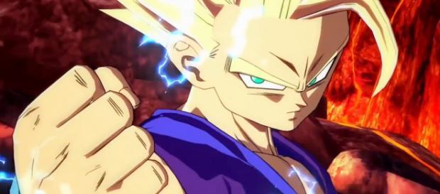 Técnica del Kikoho vista en Dragon Ball