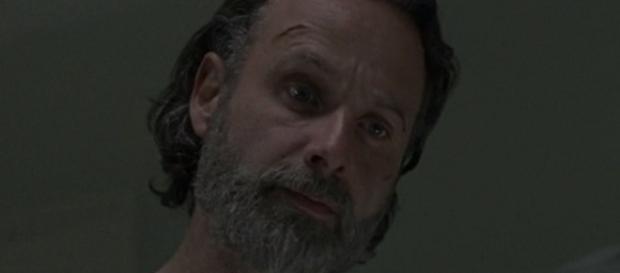 Rick Grimes leads an Atlanta-based group of survivors. [Image credit: AMC/Youtube screencap]