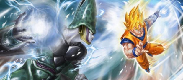 Sogar Son Goku musste gegen ihn aufgeben: Perfect Cell - wall.alphacoders.com