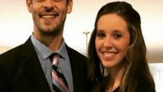 Jill Duggar celebrates Derick Dillard surviving a marathon without gagging
