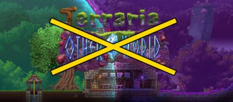 Bad news about 'Terraria: Otherworld.' - [Image via ChippyGaming / YouTube screencap]