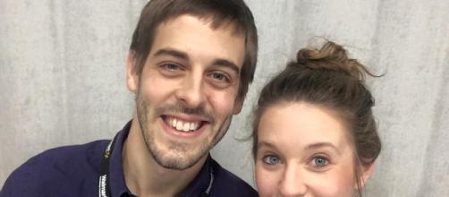 19 Kids and Counting' Jill Duggar And Derick Dillard from social network post