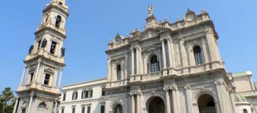 Basilica Madonna del rosario di Pompei