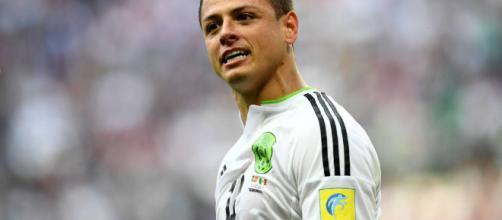 Chicharito podría jugar en la MLS