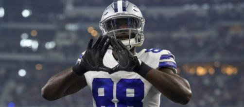 Dez Bryant wants to prove his critics wrong. [Image source: USA Today Sports/YouTube]