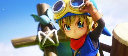 Dragon Quest Builders' en el conmutador.